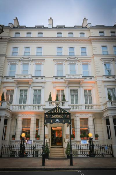 Doubletree Hilton- South Kensington