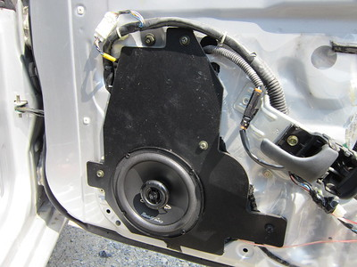 1990 Nissan 300ZX 2+2 Front Door Speaker Installation - Canada