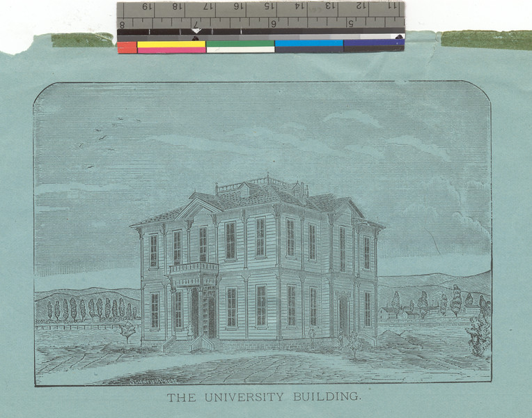 Widney Hall, USC, [s.d.]