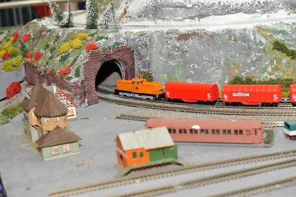 Model Railway Exhibitiion Dún Laoghaire 2011