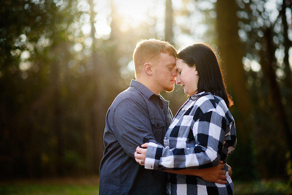 Melissa and David's Engagement Session