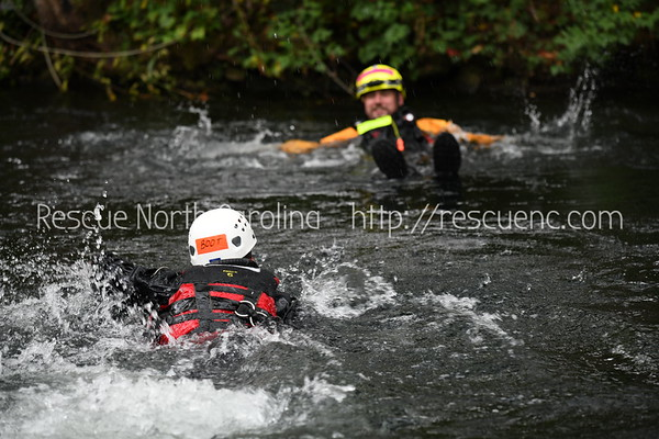Southwestern Community College TR Water Rescue October 2019