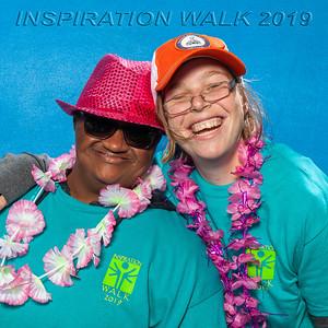 Inspiration Walk 2019 Photo booth