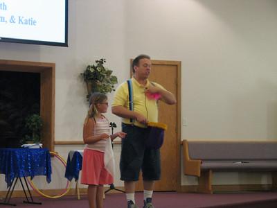 Swanton Nazarene, Swanton OH, August 2007