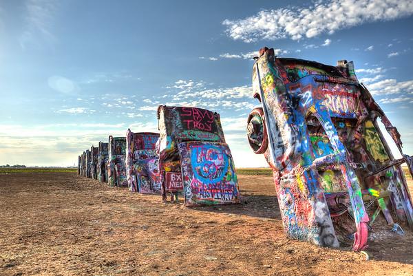 Cadillac Ranch Amarillo, TX