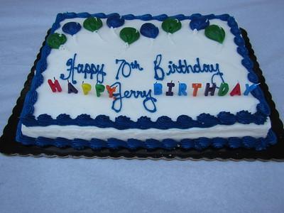 Pa's 70th Birthday