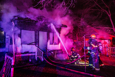 House Fire 1900 N. Arkansas (12/6/17)