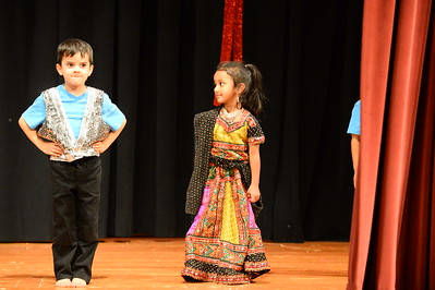 Dance 3 - The Bollywood Munchkins