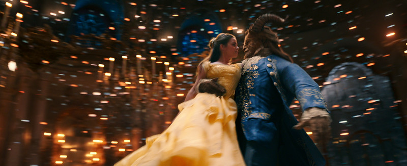 BEAUTY AND THE BEAST hits 1 Billion dollars worldwide