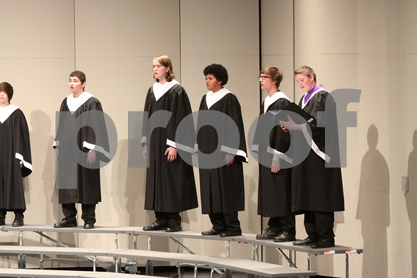 2011 RTHS MUSIC DEPARTMENT PRESENTS THE FALL CHORAL CONCERT