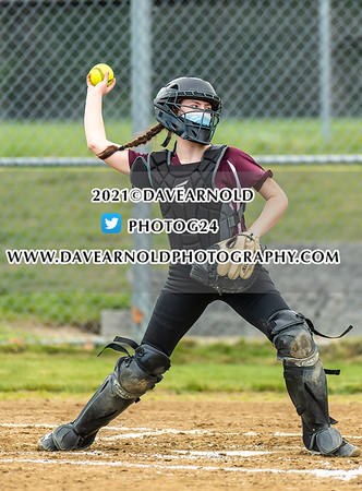 5/10/2021 - Varsity Softball - Portsmouth vs Exeter