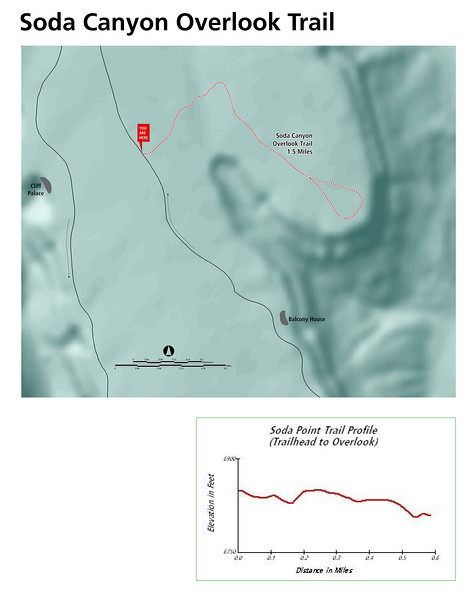 Mesa Verde National Park (Soda Canyon Overlook Trail)