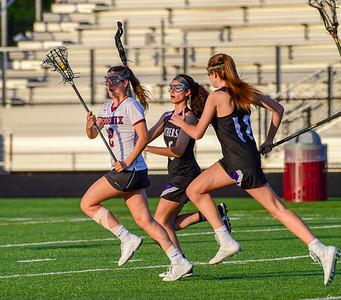 Girls Lacrosse: Potomac Falls vs Rock Ridge 5.7.2019 (by Al Shipman)