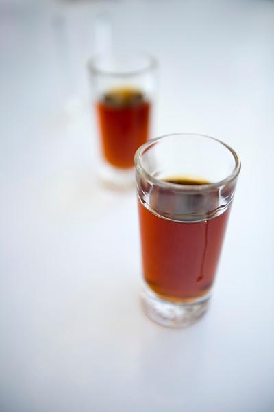 Rum glasses, Faro, Portugal