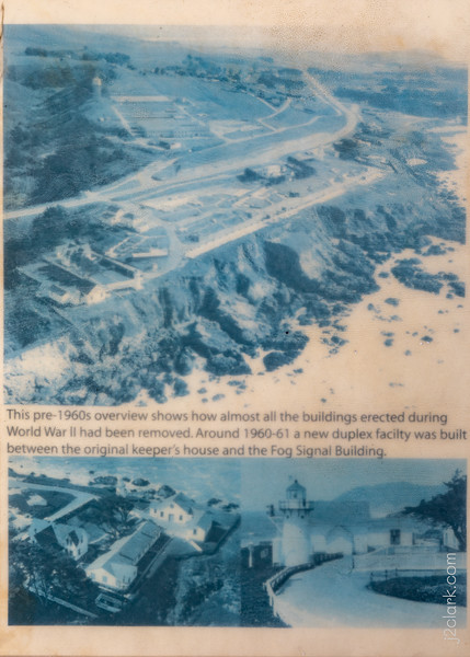 Montara Lighthouse History - Panel 14