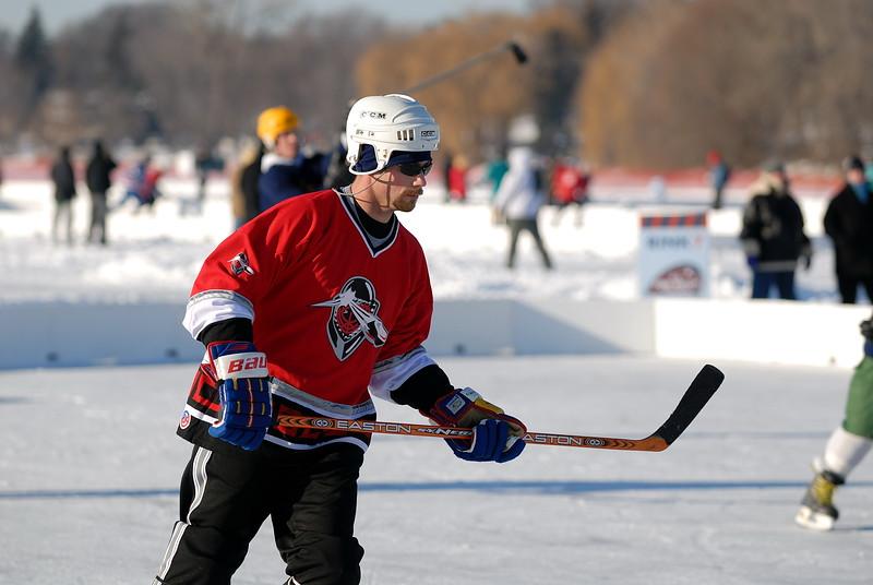 2007 & 2008  and 2009 Pond Hockey