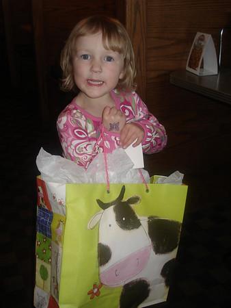 Jillian's Third Birthday!