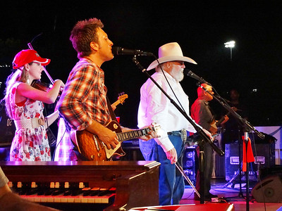 CHARLIE DANIELS BAND - WESTON, FL 3/1/14
