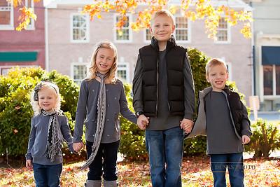 Harrington Family-11.11.12