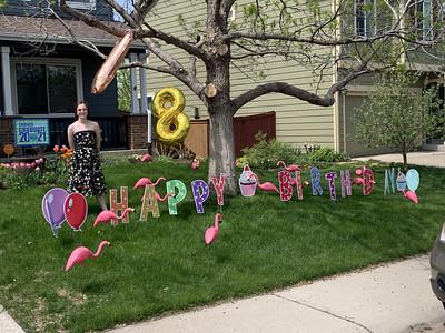 Kailin Birthday