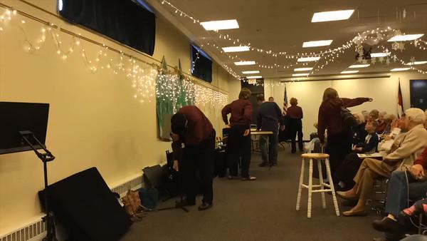 Bemis Library Setup, 07 Dec 2014
