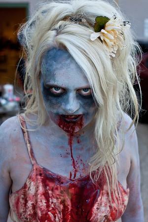 2012 Louisville Zombie Attack