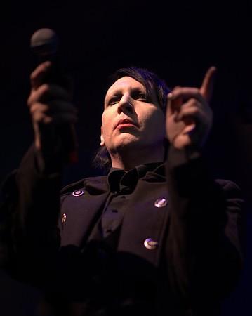 Marilyn Manson Photos