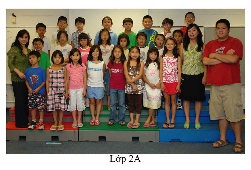 VYEA 2007 Class Pictures