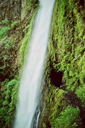 Eagle Creek, Olympus XA, Svema 125