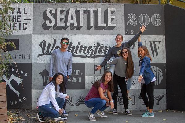 Seattle &  Nike Twilight Invitational