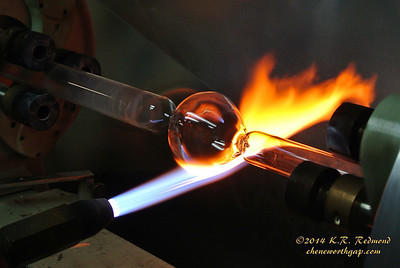 Custom Glass Works: The Glassblowing Shop