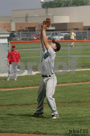 Plainfield vs Cascade Baseball 5-22-10
