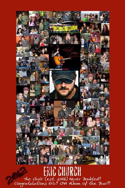 EC Album of the Year Collage