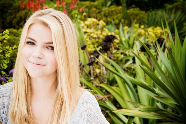 Senior Portrait Photography - Shelby