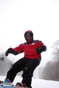 Dec.31st SSU Snowboarders @ Morse Mt. Smugglers' Notch