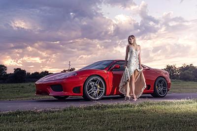Calliee Ferrari