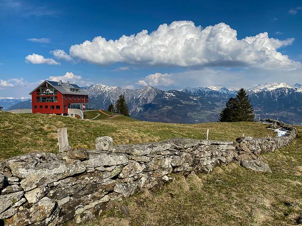 Rheintaler Höhenweg Nr.86