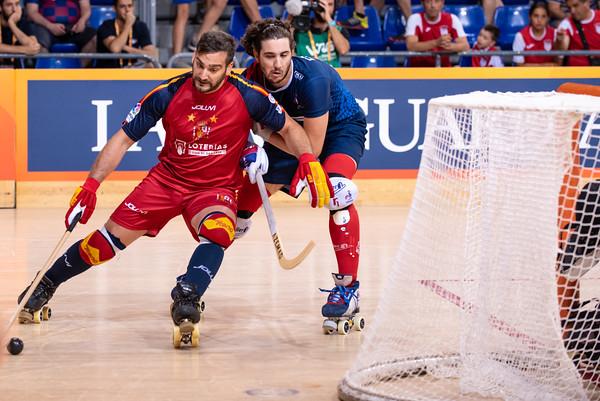 France vs Spain