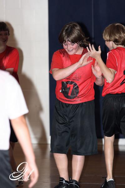 YMCA Timberwolves - 2-2-08