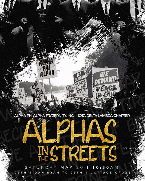 Alphas In The Streets
