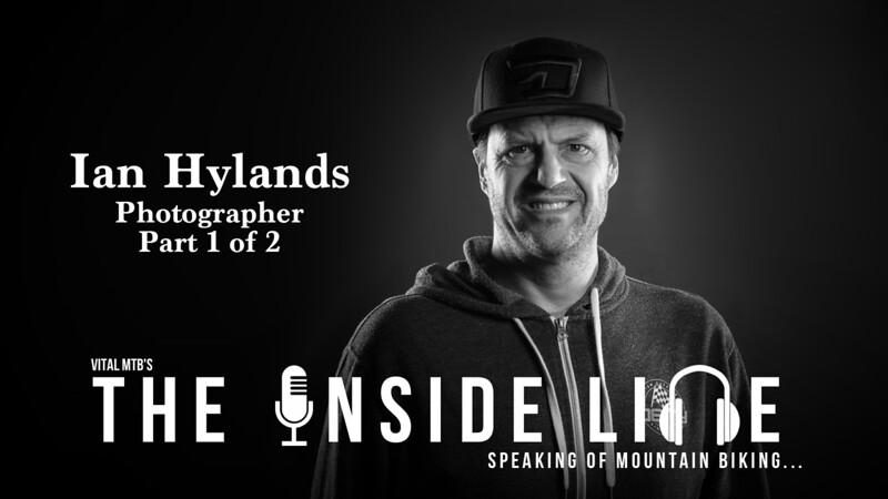 Inside Line Podcast - Ian Hylands