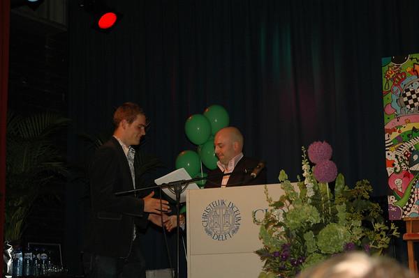2008-06-27 Gerco: uitreiking HAVO-diploma