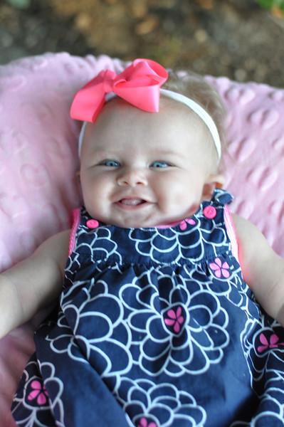 Ella is 4 months