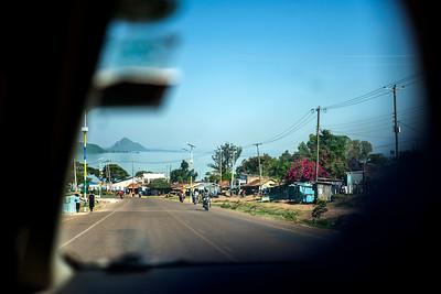 Homa Bay: On the Road