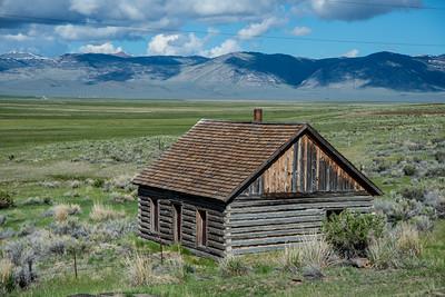 Idaho ghost town mine