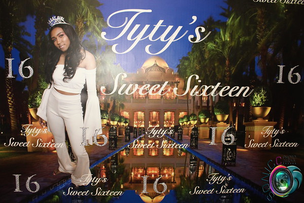 JANUARY 19TH, 2018: TY-TY'S SWEET 16
