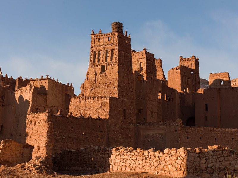 Kasbah of Tamdaght