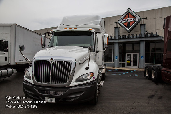 2011 International ProStar+ | Unit R-199