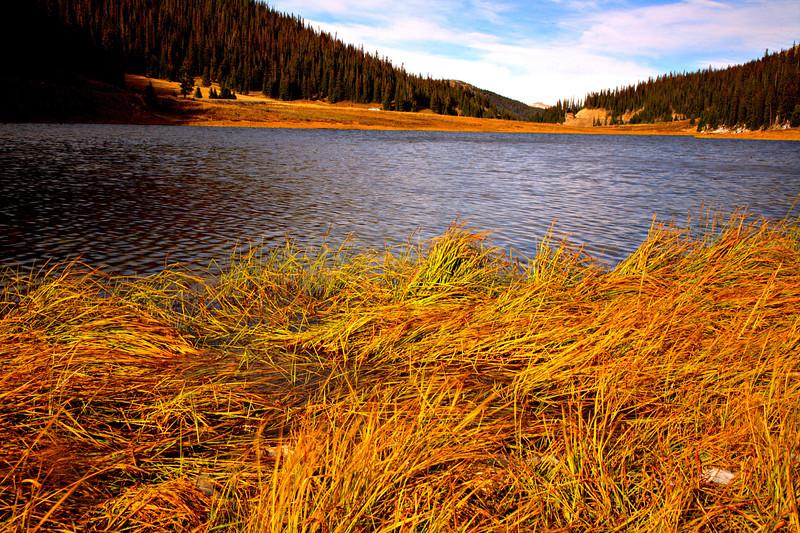 Poudre Lake at Milner Pass