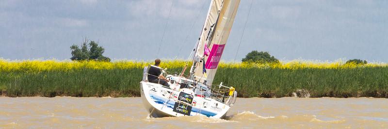 Solitaire du Figaro 2013
